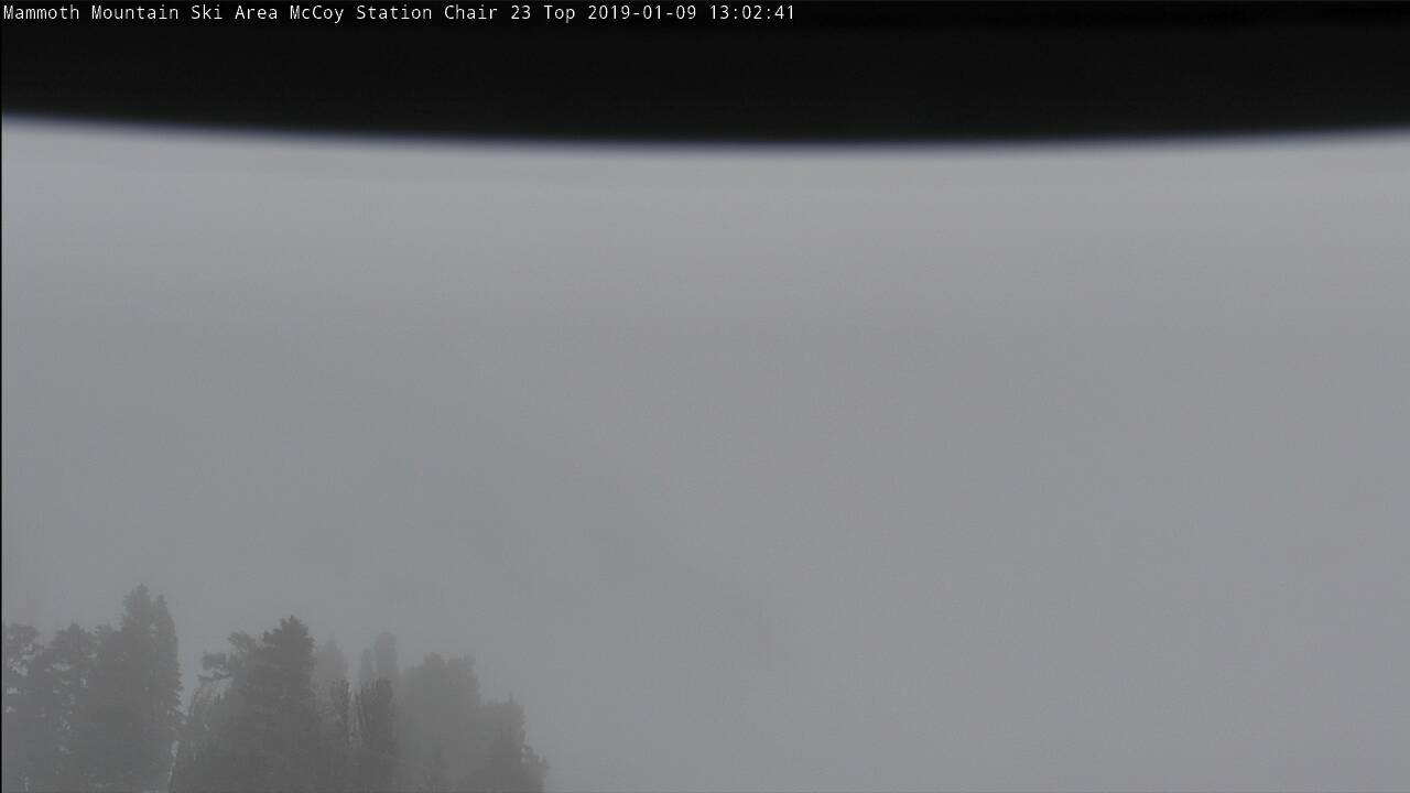 Mammoth Mountain Webcam