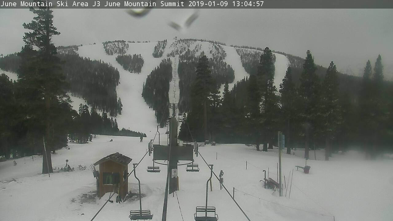 June Mountain Ski Area Web Cams Official Site